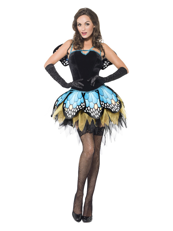 Butterfly Costume, Blue