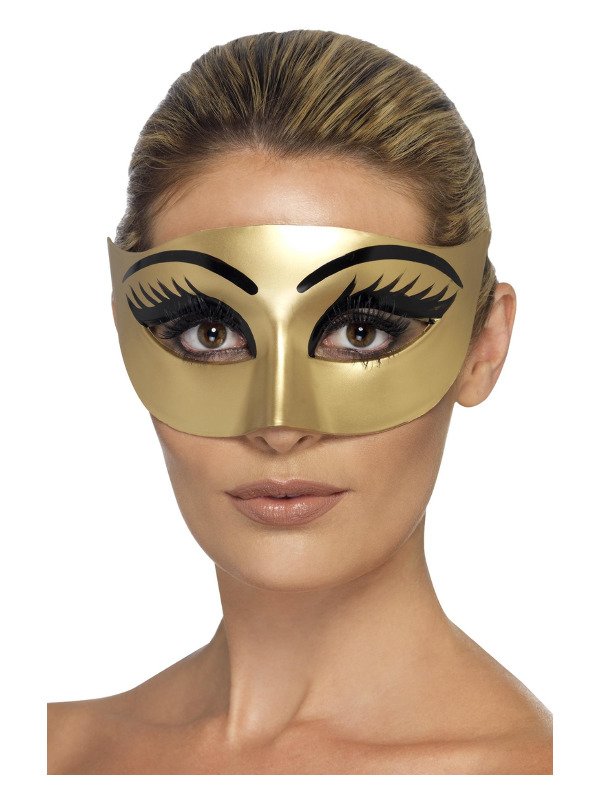 Evil Cleopatra Eyemask, Gold