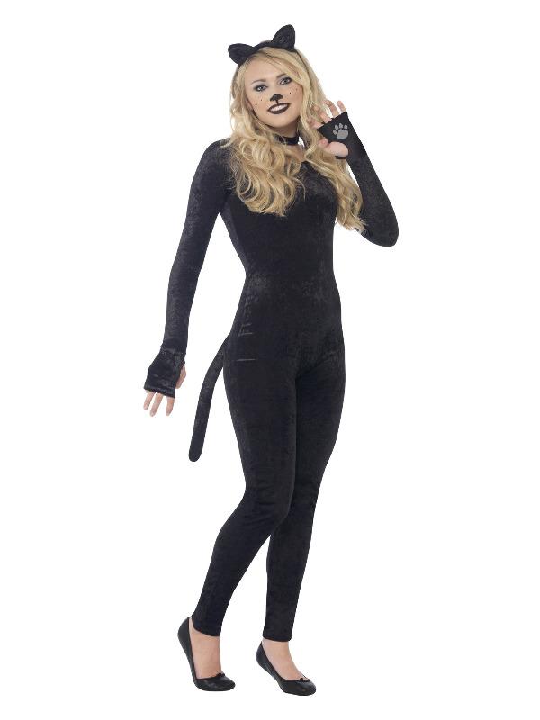 Cat Costume, Black