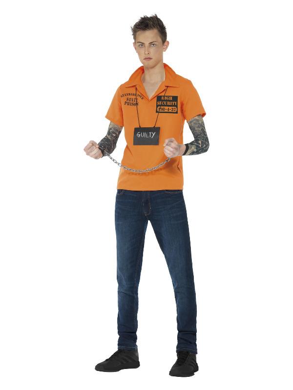 Convict Instant Kit, Orange