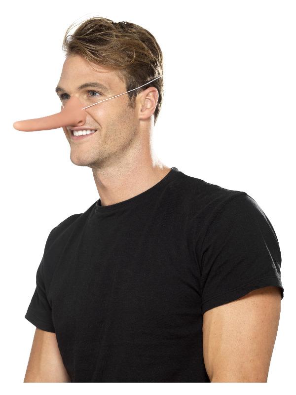 Comedy Long Nose, Nude, 17cm