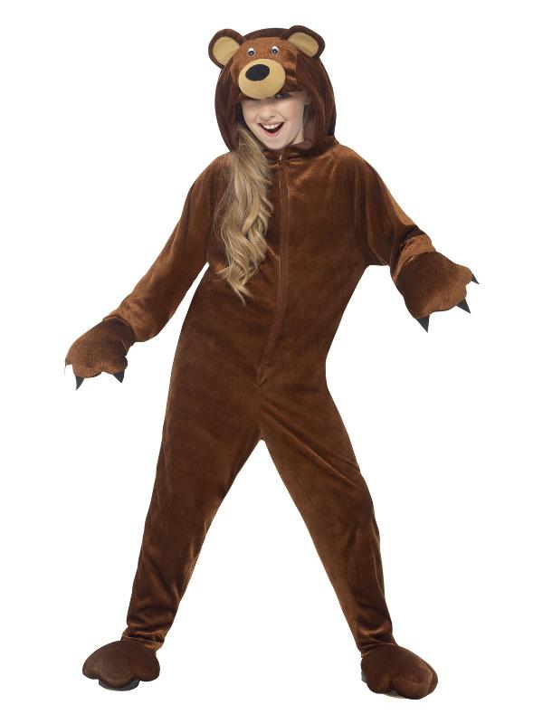 Bear Costume, Brown