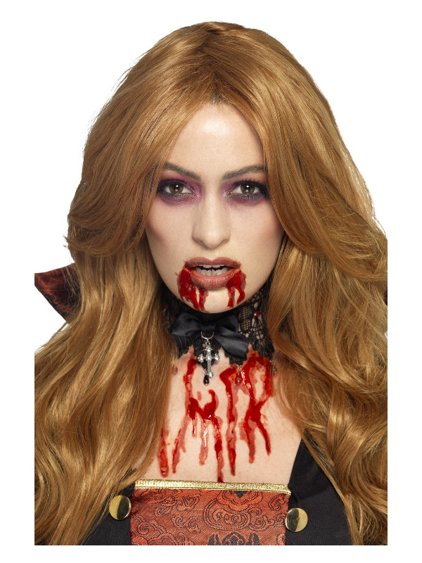 Smiffys Make-Up FX, Gel Blood, Red, 29.57ml/1 US fl.oz