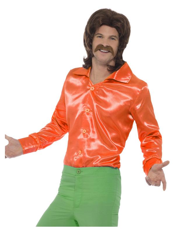 60s Shirt, Orange