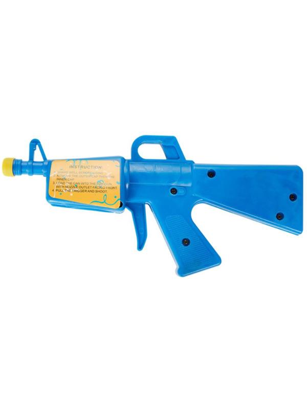 Silly String Gun, Blue
