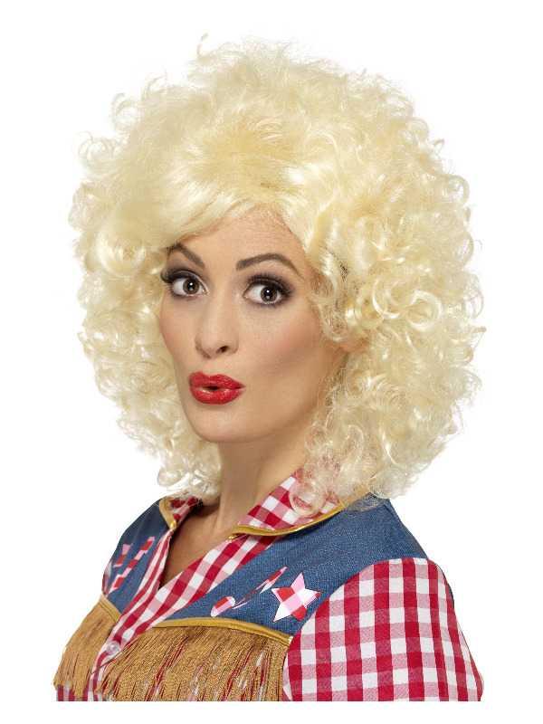 Rodeo Doll Wig, Blonde