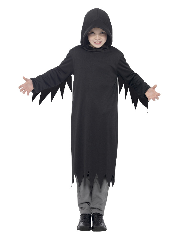 Dark Reaper Costume, Black