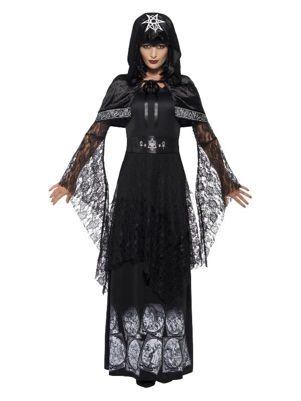 Black Magic Mistress Costume, Black