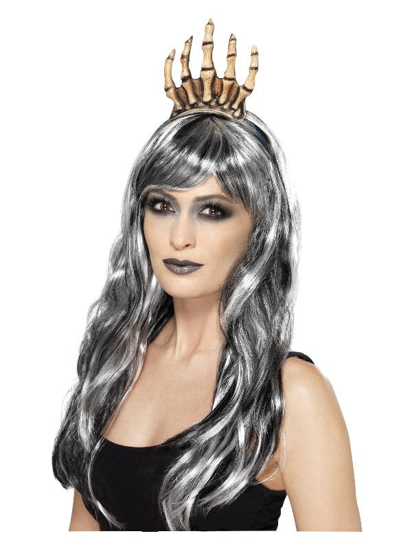 Voodoo Bone Crown, Beige