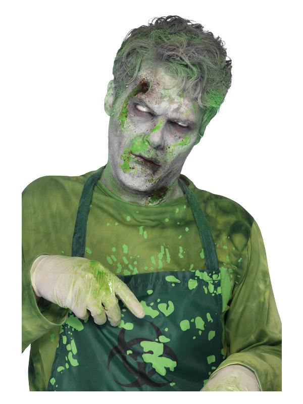 Smiffys Make-Up FX, Monster Ooze Blood, Green, 29.57ml/1 US fl.oz