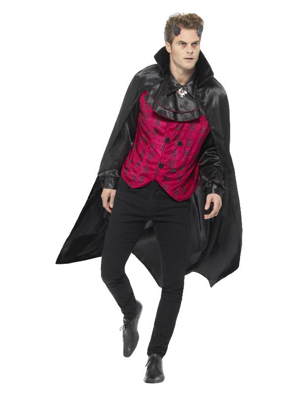 Dapper Devil Costume, Red