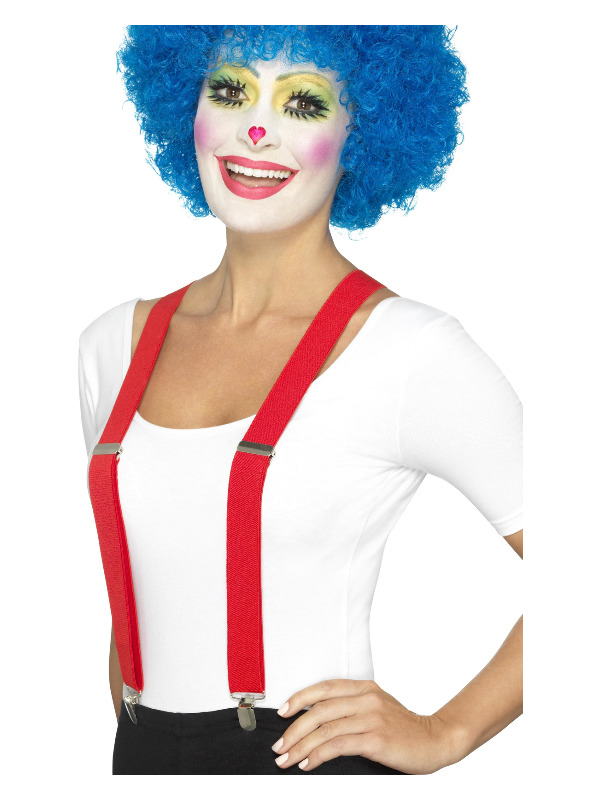 Clown Braces, Red