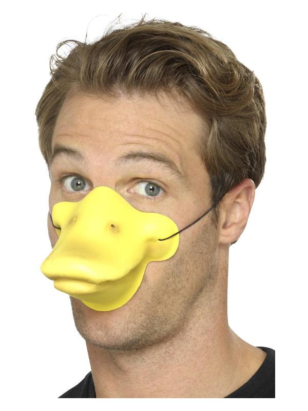 Duck Beak, Yellow, EVA