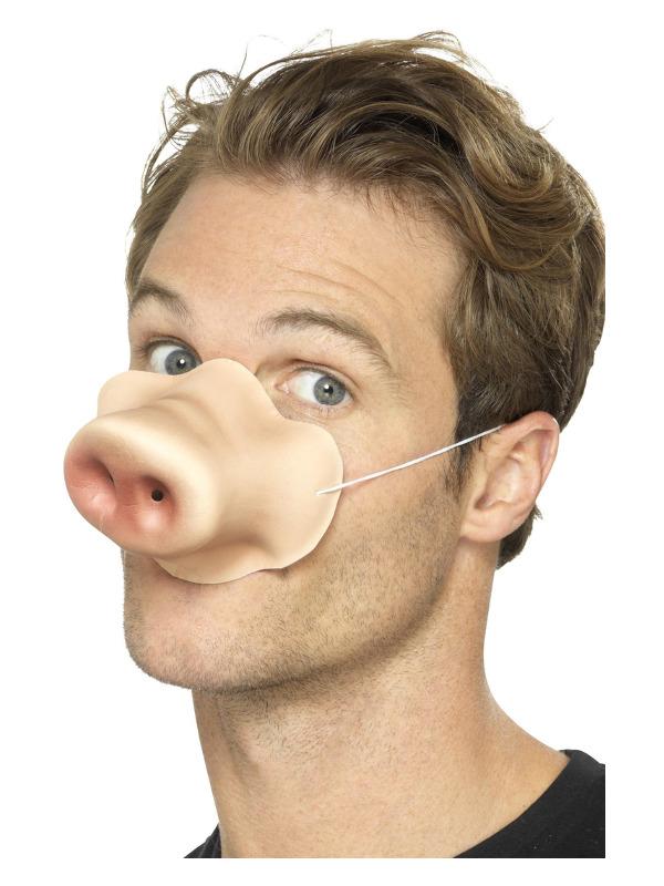 Pig Snout, Pink, EVA