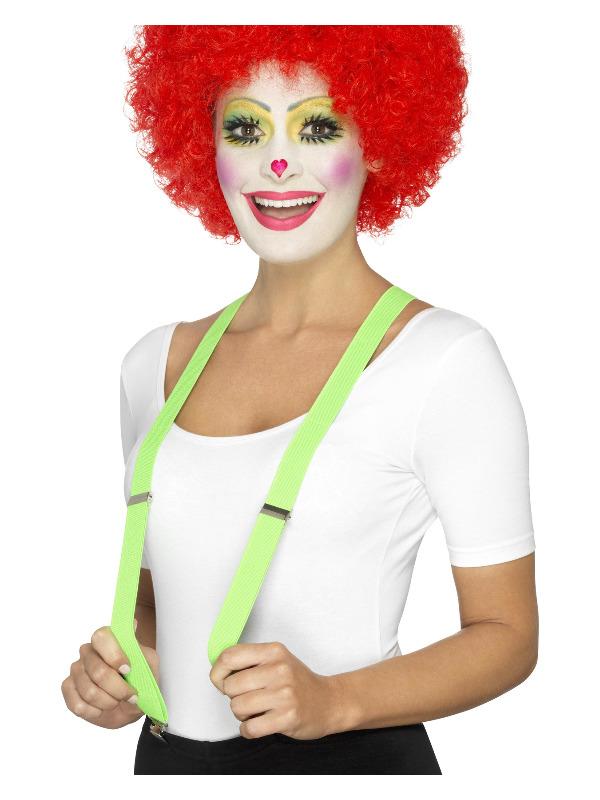 Clown Braces, Green