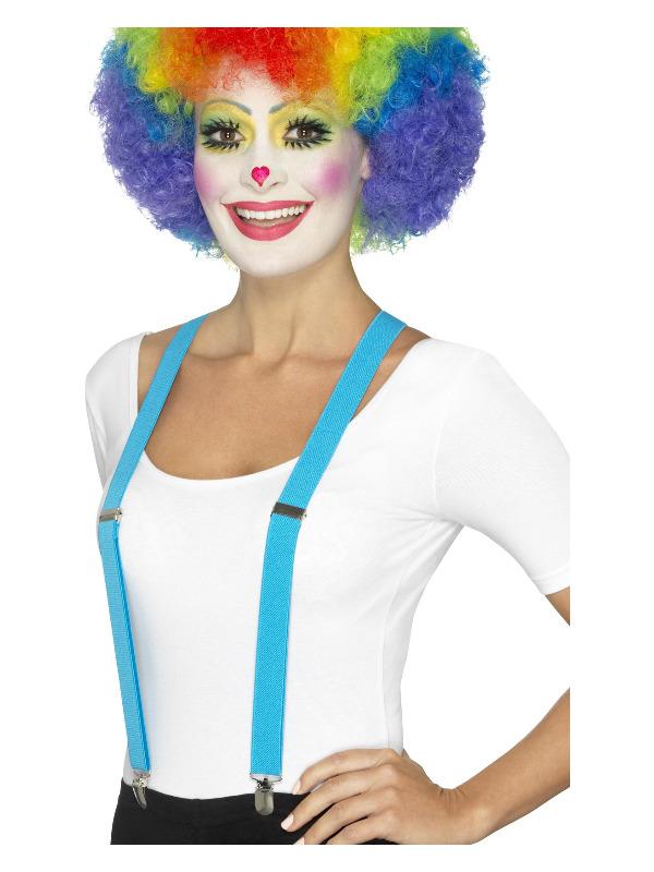 Clown Braces, Blue