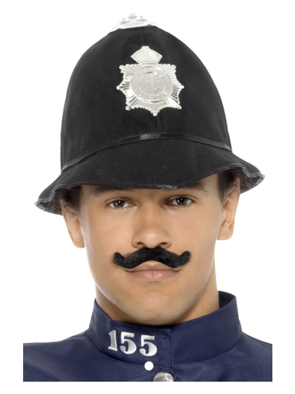 London Bobby Hat, Black