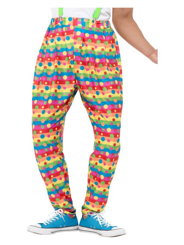 Clown Trousers, Neon