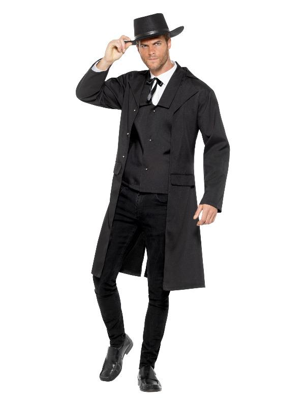 Bounty Hunter Costume, Black