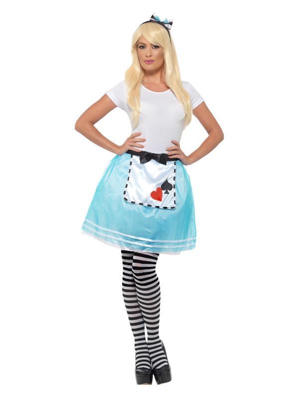 Wonderland Kit, Blue, with Skirt & Hair Bow