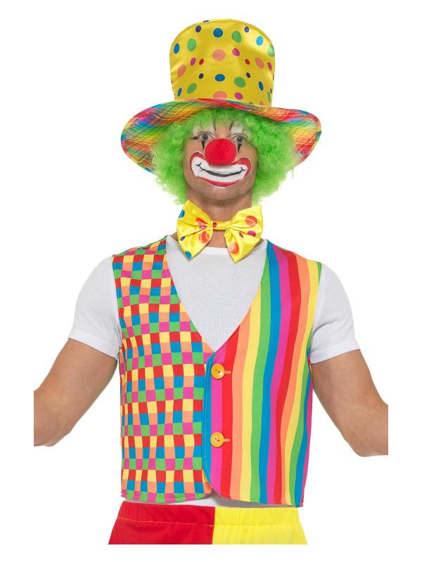 Big Top Clown Kit, Multi-Coloured