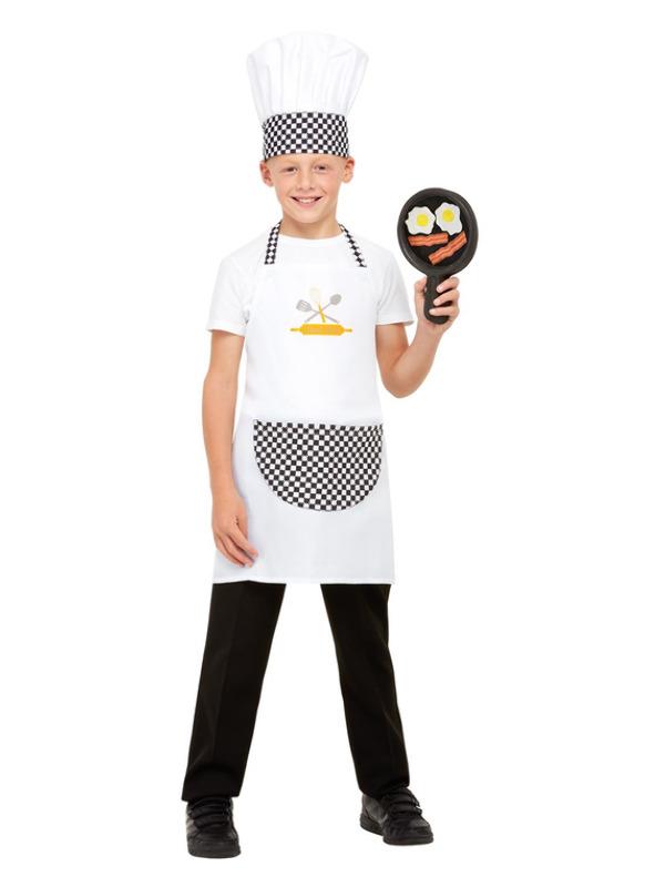 Chef Kit, White