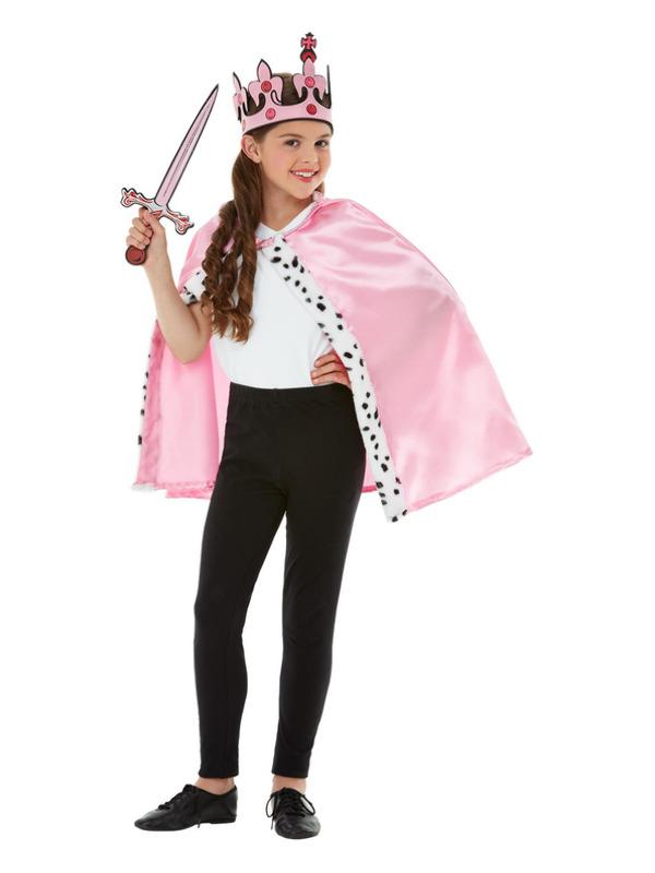 Queen Kit, Pink