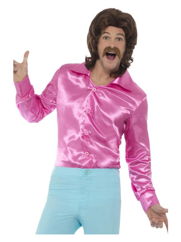 60s Shirt, Pink
