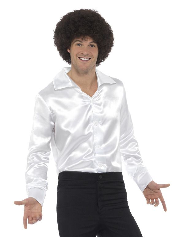 60s Shirt, White