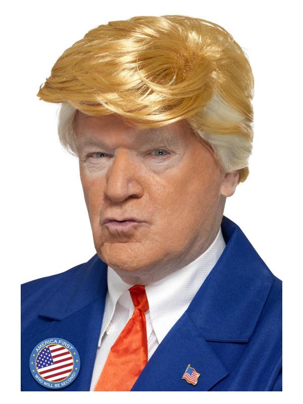 President Wig, Blonde