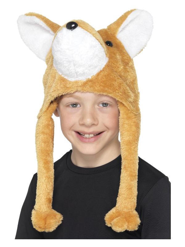 Fox Hat, Orange