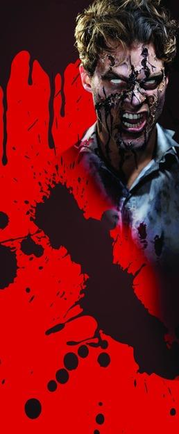 Smiffys Make-Up FX, Vampire Blood, Black, Tube 28ml/1 oz