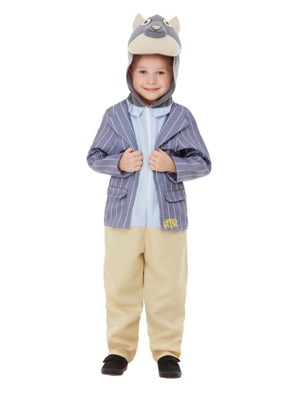 Wind in the Willows Ratty Deluxe Costume, Blue
