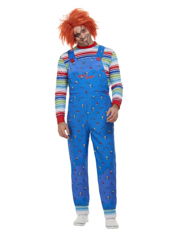 Chucky Costume, Blue