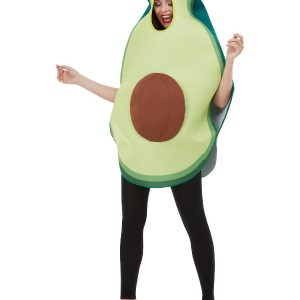 Avocado Costume, Green, with Hooded Tabard