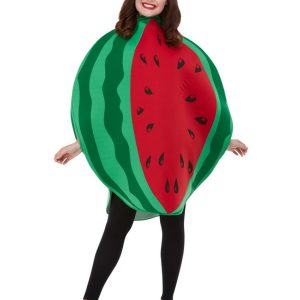 Watermelon Costume, Red & Green, with Tabard