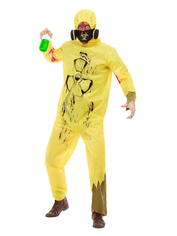 Biohazard Suit, Yellow