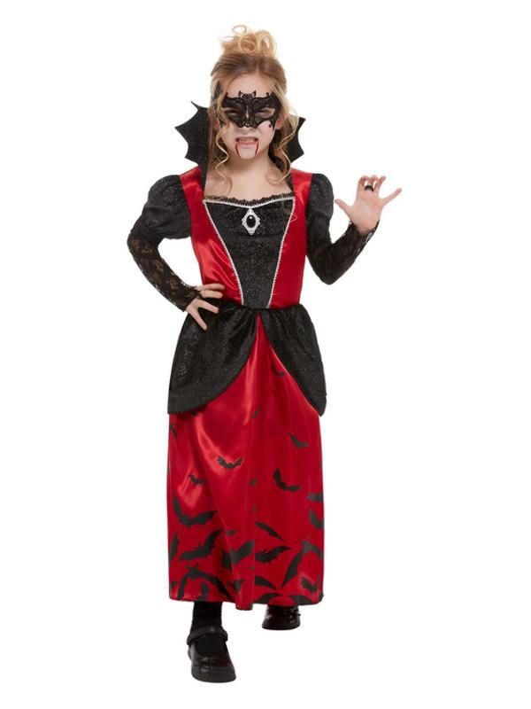 Vampire Costume, Black