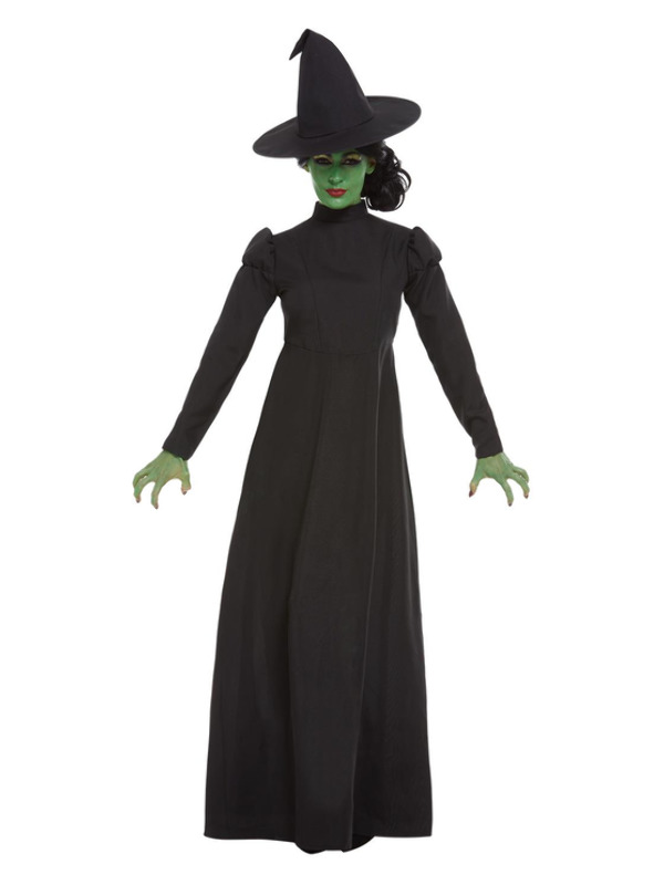 Wicked Witch Costume, Black
