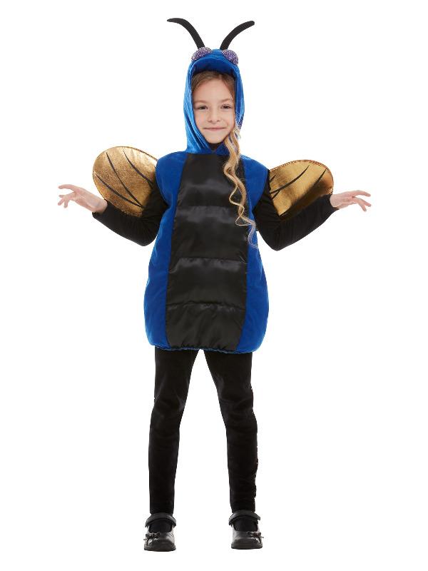 Creepy Bug Costume, Blue