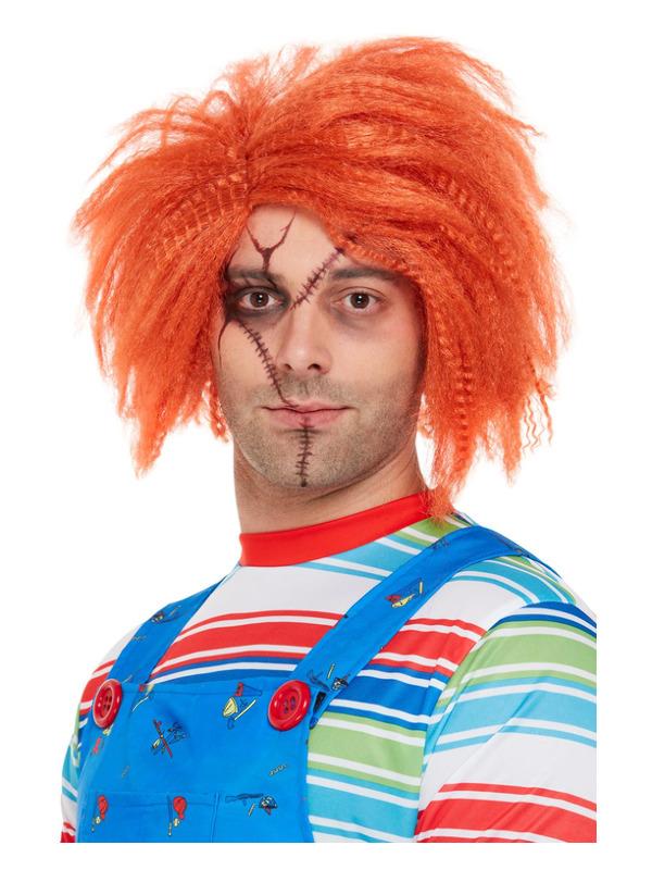 Chucky Wig, Ginger