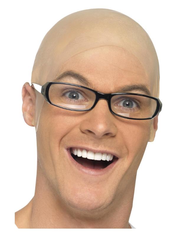 Bald, Skin Head, Flesh