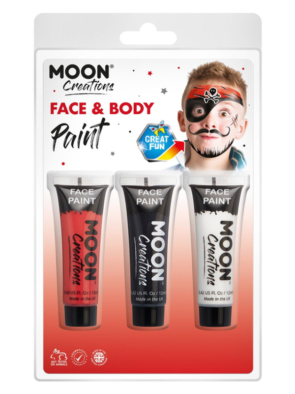 Moon Creations Face & Body Paint,