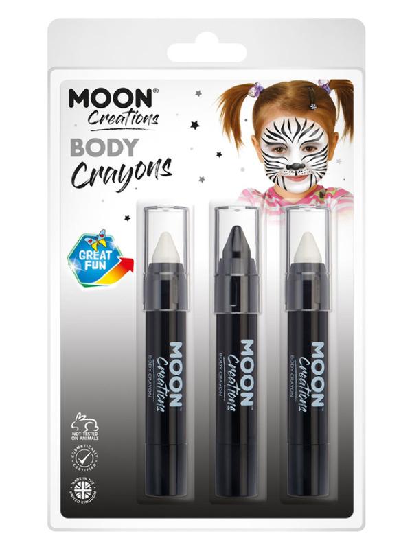 Moon Creations Body Crayons,
