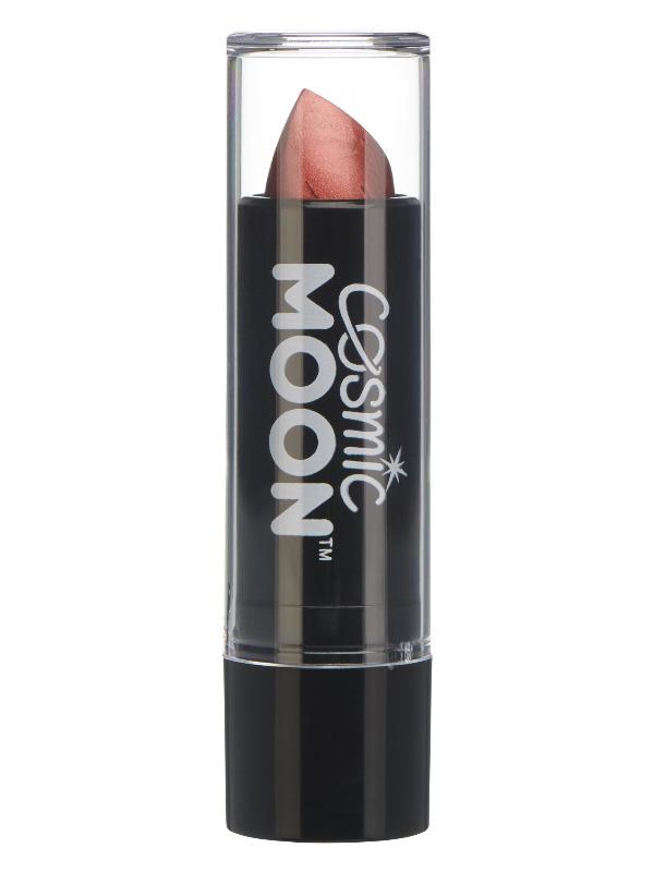 Cosmic Moon Metallic Lipstick, Red