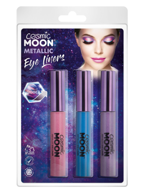 Cosmic Moon Metallic Eye Liner,