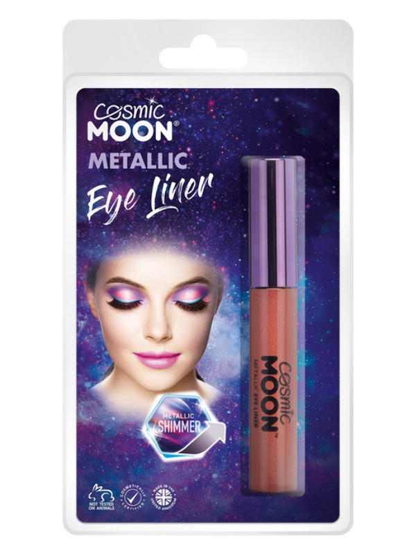 Cosmic moon Metallic Eye Liner, Red