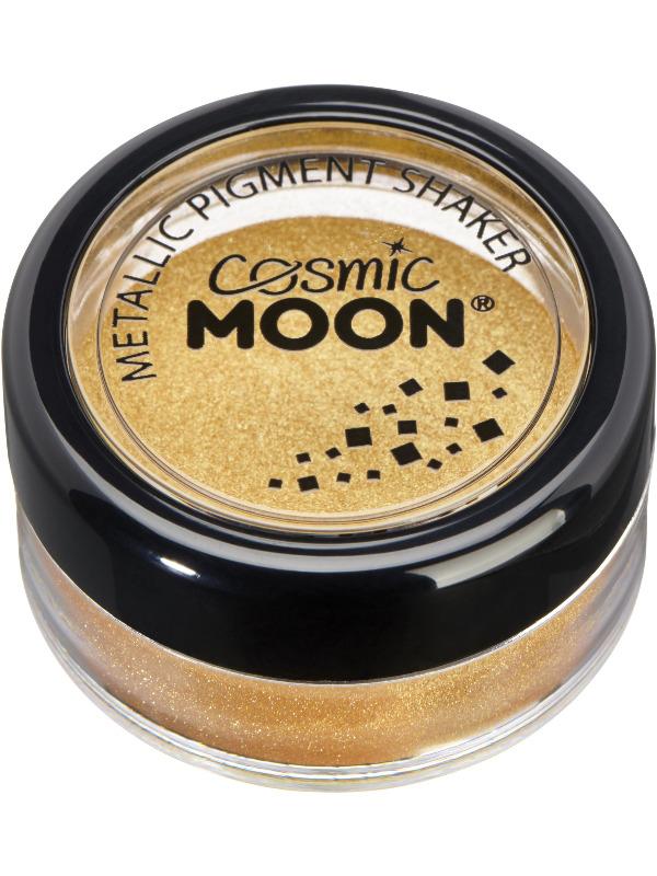 Cosmic Moon Metallic Pigment Shaker, Gold