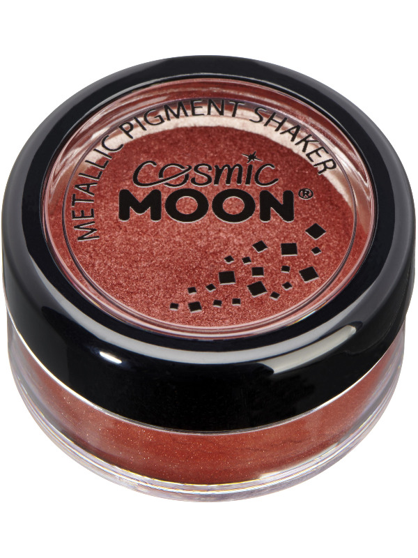 Cosmic Moon Metallic Pigment Shaker, Red