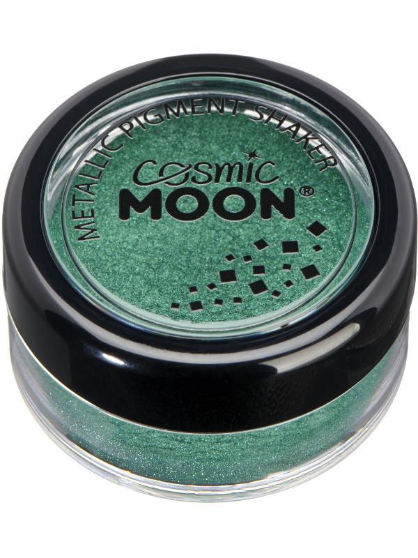 Cosmic Moon Metallic Pigment Shaker, Green